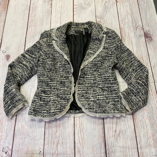 Primary Photo - BRAND: AXCESS STYLE: BLAZER JACKET COLOR: TWEED SIZE: L OTHER INFO: SIZE 14 / BLACK WHIT SKU: 217-217104-26818
