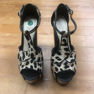 Primary Photo - BRAND: JESSICA SIMPSON STYLE: SHOES HIGH HEEL COLOR: LEOPARD PRINT SIZE: 6 OTHER INFO: SPRINGFIELD SKU: 257-257127-5333