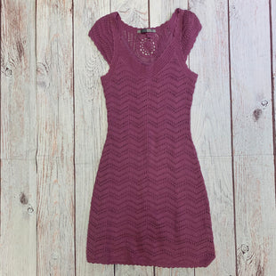 Primary Photo - BRAND: ATHLETA STYLE: DRESS SHORT SLEEVELESS COLOR: PURPLE SIZE: M SKU: 257-257194-2217