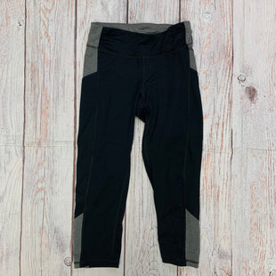 Primary Photo - BRAND: CHAMPION STYLE: ATHLETIC CAPRIS COLOR: BLACK SILVER SIZE: 2 SKU: 257-25797-463