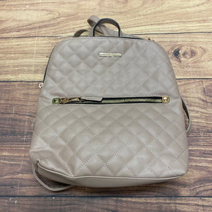 Primary Photo - BRAND: ALDO STYLE: BACKPACK COLOR: TAUPE SIZE: MEDIUM OTHER INFO: GOLD ACCENTS SKU: 257-257103-1182