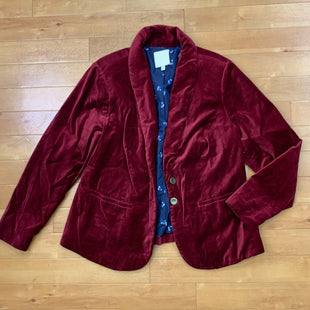 Primary Photo - BRAND: MODCLOTH STYLE: BLAZER JACKET COLOR: RED SIZE: 1X SKU: 257-257194-45