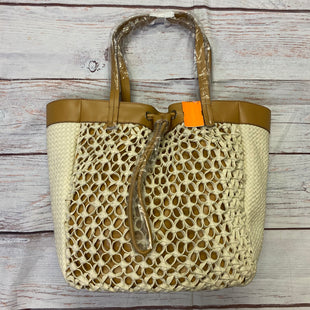 Primary Photo - BRAND: TALBOTS STYLE: HANDBAG COLOR: STRAW SIZE: LARGE SKU: 257-25748-7520