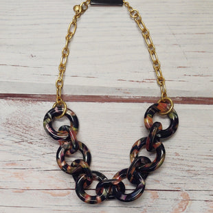 Primary Photo - BRAND: J CREW STYLE: NECKLACE COLOR: MULTI OTHER INFO: BLUE/PURPLE/PINK MARBLE SKU: 257-257100-1850
