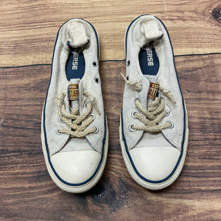 Primary Photo - BRAND: CONVERSE STYLE: SHOES ATHLETIC COLOR: OATMEAL SIZE: 6.5 SKU: 257-25774-16434