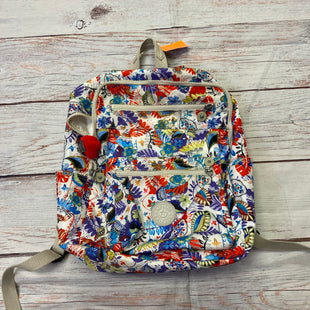 Primary Photo - BRAND: KIPLING STYLE: BACKPACK COLOR: PAISLEY SIZE: LARGE OTHER INFO: TEAL, CHARTREUSE, PUPLE, RED, BLACK SKU: 257-25750-564