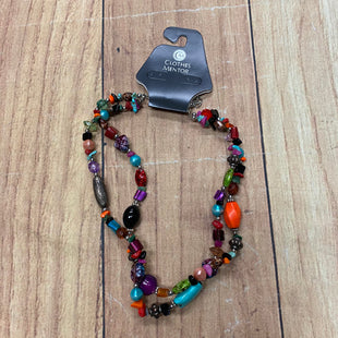 Primary Photo - BRAND: FRANCESCA'S STYLE: NECKLACE COLOR: MULTI OTHER INFO: ORANGE, TEAL, PURPLE GREEN RED SKU: 257-257103-1318