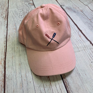 Primary Photo - BRAND: J CREW STYLE: HAT COLOR: PINK OTHER INFO: NEW! PADDLES ON FRONT SKU: 257-257100-1945