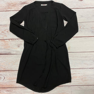 Primary Photo - BRAND: JUST FAB STYLE: DRESS SHORT LONG SLEEVE COLOR: BLACK SIZE: S SKU: 178-17822-51609