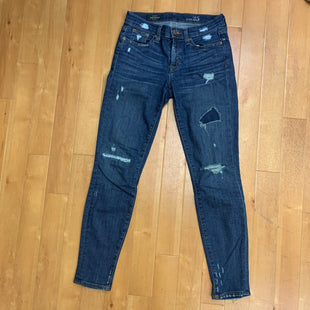 Primary Photo - BRAND: J CREW STYLE: JEANS COLOR: DENIM BLUE SIZE: 2 OTHER INFO: SIZE 25 SKU: 257-25748-4211
