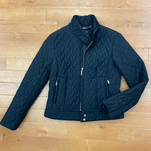 Primary Photo - BRAND: JONES NEW YORK STYLE: JACKET OUTDOOR COLOR: BLACK SIZE: S OTHER INFO: QUILTED SKU: 257-257100-336