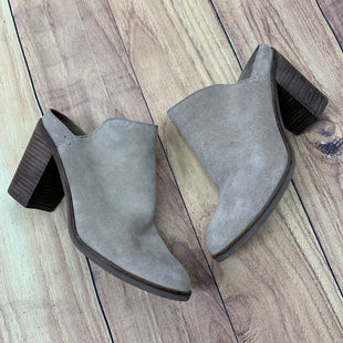 Primary Photo - BRAND: DOLCE VITA STYLE: BOOTS ANKLE COLOR: BEIGE SIZE: 8.5 SKU: 257-257100-512