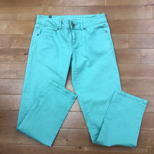 Primary Photo - BRAND: LAUREN CONRAD STYLE: JEANS COLOR: MINT SIZE: 2 SKU: 178-178102-46445