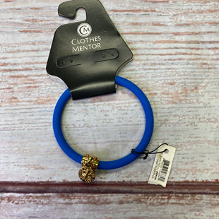 Primary Photo - BRAND: MARC BY MARC JACOBS STYLE: BRACELET COLOR: BLUE OTHER INFO: NWT GOLD ACCENTS SKU: 257-257103-821