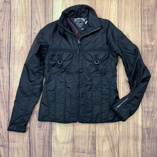 Primary Photo - BRAND: TOMMY HILFIGER STYLE: JACKET OUTDOOR COLOR: BLACK SIZE: M SKU: 257-257100-483