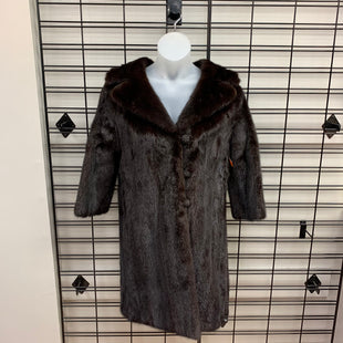 Primary Photo - BRAND: N/ASTYLE: COAT LONG COLOR: BROWN SIZE: M SKU: 257-25750-489