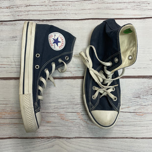 Shoes Athletic By Converse  Size: 7 - BRAND: CONVERSE STYLE: SHOES ATHLETIC COLOR: BLUE SIZE: 7 SKU: 257-257194-312