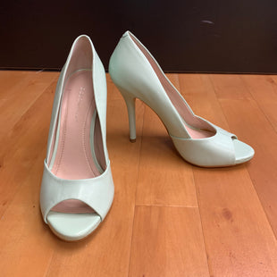 Primary Photo - BRAND: BCBGENERATION STYLE: SHOES HIGH HEEL COLOR: MINT SIZE: 8 OTHER INFO: AS IS/SLIGHT SCUFFING SKU: 257-25774-12561