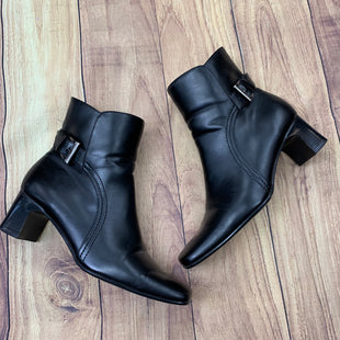 Primary Photo - BRAND: PREDICTIONS STYLE: BOOTS ANKLE COLOR: BLACK SIZE: 11 SKU: 257-257100-464