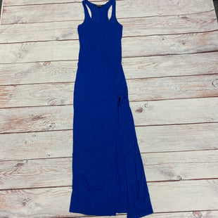 Primary Photo - BRAND: EXPRESS STYLE: DRESS LONG SLEEVELESS COLOR: ROYAL BLUE SIZE: XS SKU: 257-257176-327