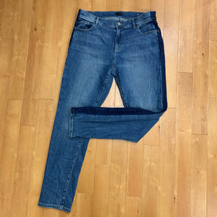 Primary Photo - BRAND: ANN TAYLOR STYLE: JEANS COLOR: DENIM BLUE SIZE: 10 SKU: 257-25748-4034