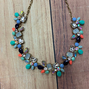 Primary Photo - BRAND: J CREW STYLE: NECKLACE COLOR: MULTI OTHER INFO: CLEAR TEAL CORAL NAVY SKU: 257-257153-430