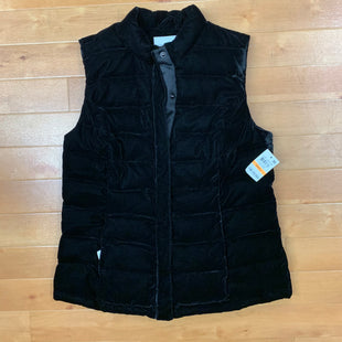 Primary Photo - BRAND: CHARTER CLUB STYLE: VEST COLOR: BLACK SIZE: S OTHER INFO: NEW! SKU: 257-25748-4514