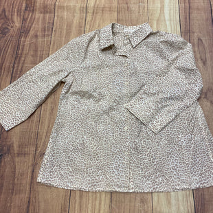 Primary Photo - BRAND: CHICOS STYLE: BLOUSE SIZE: S OTHER INFO: CHICOS SZ .5-CREAM+TAN SKU: 257-25748-8866