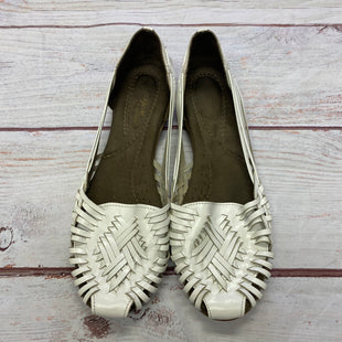 Primary Photo - BRAND: NATURAL SOUL STYLE: SHOES FLATS COLOR: WHITE SIZE: 10 SKU: 257-25748-8305