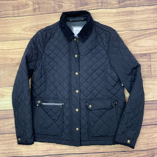 Primary Photo - BRAND: VINEYARD VINES STYLE: JACKET OUTDOOR COLOR: BLACK SIZE: L OTHER INFO: QUILTED SKU: 257-257100-357