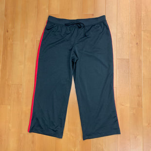 Primary Photo - BRAND: TEK GEAR STYLE: ATHLETIC CAPRIS COLOR: BLACK SIZE: M OTHER INFO: PINK TRIMS SKU: 257-25786-5024