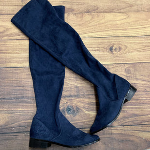 Primary Photo - BRAND: ALDO STYLE: BOOTS KNEE COLOR: BLUE SIZE: 8 SKU: 257-25748-6124