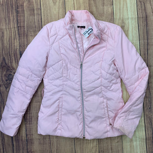 Primary Photo - BRAND: BEBE SPORT STYLE: JACKET OUTDOOR COLOR: PINK SIZE: M SKU: 257-257101-114