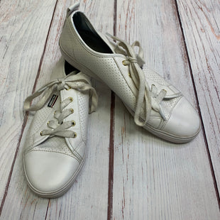 Shoes Athletic By Tommy Hilfiger  Size: 10 - BRAND: TOMMY HILFIGER STYLE: SHOES ATHLETIC COLOR: WHITE SIZE: 10 SKU: 257-25748-4004