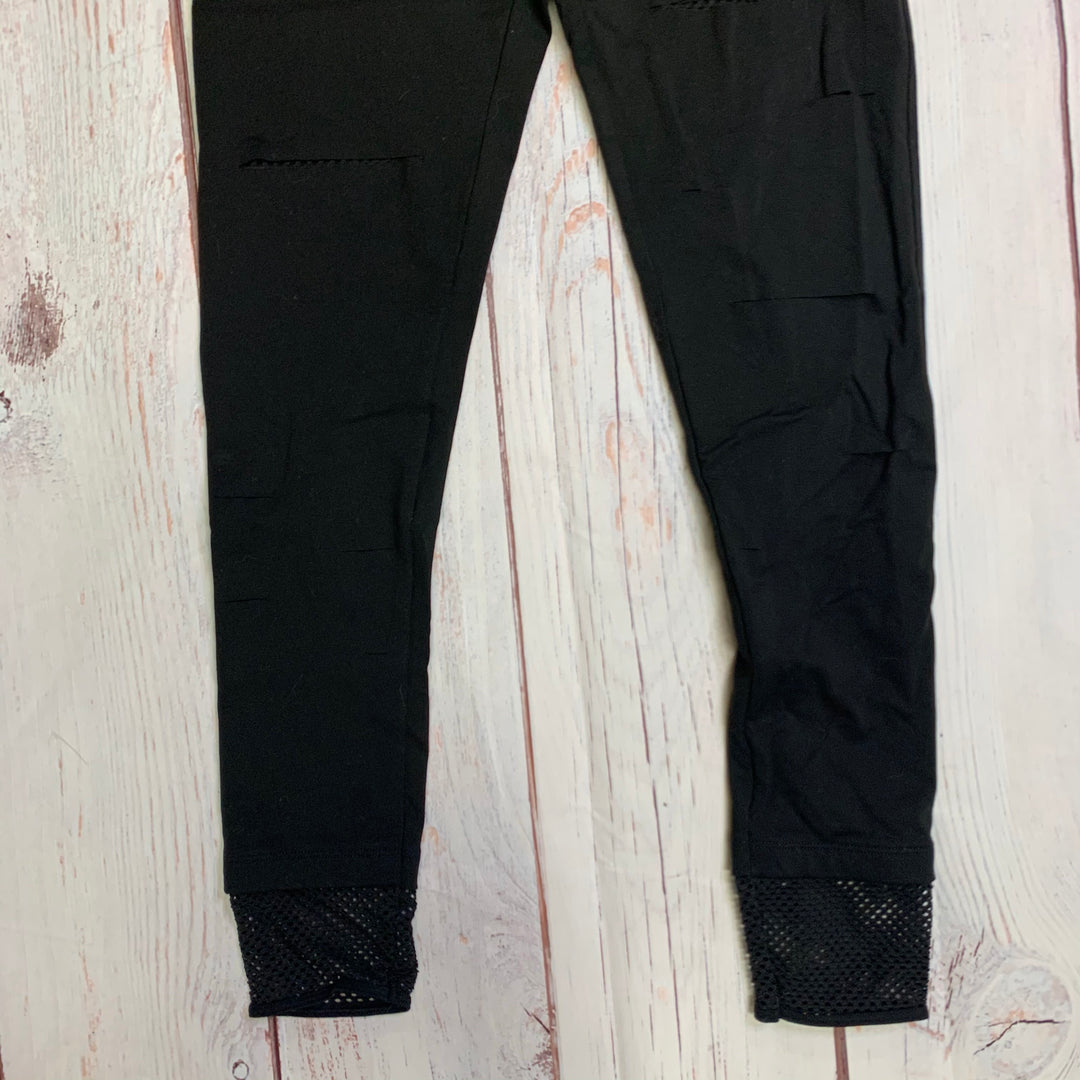 Athletic Pants By Pink  Size: S - BRAND: PINK <BR>STYLE: ATHLETIC PANTS <BR>COLOR: BLACK <BR>SIZE: S <BR>SKU: 257-25748-4748