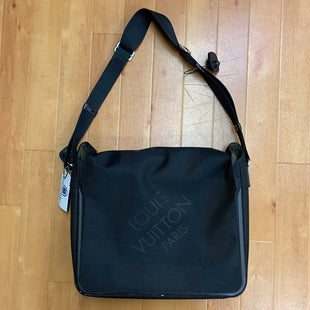 Primary Photo - BRAND: LOUIS VUITTON STYLE: HANDBAG DESIGNER COLOR: BLACK SIZE: MEDIUM OTHER INFO: DAMIER GEANY CANVAS SKU: 178-178114-15202