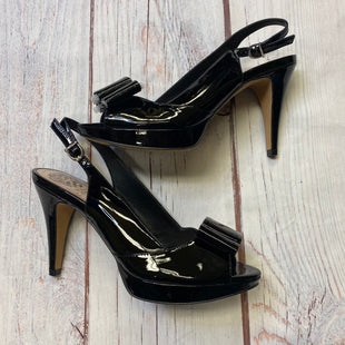 Primary Photo - BRAND: VINCE CAMUTO STYLE: SHOES HIGH HEEL COLOR: BLACK SIZE: 7 SKU: 178-178114-2193