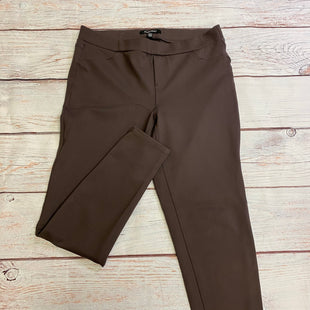 Primary Photo - BRAND: ELLEN TRACY STYLE: PANTS COLOR: BROWN SIZE: L SKU: 257-25748-6720