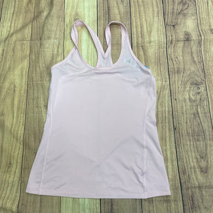 Athletic Tank Top By Under Armour  Size: M - BRAND: UNDER ARMOUR STYLE: ATHLETIC TANK TOP COLOR: PINK SIZE: M SKU: 257-25748-6186