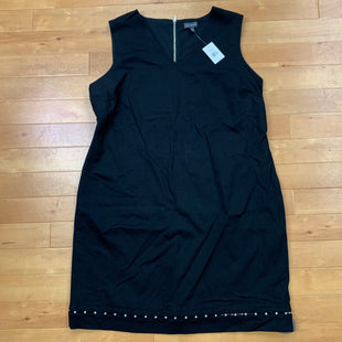Primary Photo - BRAND: LIMITED STYLE: DRESS SHORT SLEEVELESS COLOR: BLACK SIZE: 1X OTHER INFO: NEW! SKU: 257-257194-42