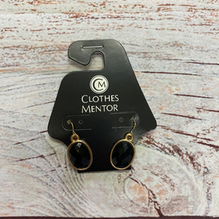 Primary Photo - BRAND:    CLOTHES MENTOR STYLE: EARRINGS COLOR: BLACK SKU: 257-25758-1226