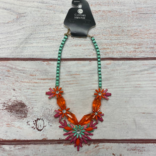 Primary Photo - BRAND:    CLOTHES MENTOR STYLE: NECKLACE COLOR: ORANGEPINK SKU: 257-25797-1595