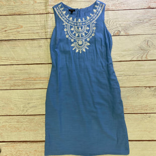 Primary Photo - BRAND: TALBOTS STYLE: DRESS SHORT SLEEVELESS COLOR: BABY BLUE SIZE: 2 SKU: 257-25758-1086