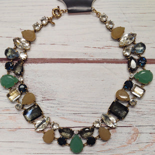 Primary Photo - BRAND: J CREW STYLE: NECKLACE COLOR: MULTI OTHER INFO: BLUES/CLEAR/WHITE/BEIGE SKU: 257-257100-1847