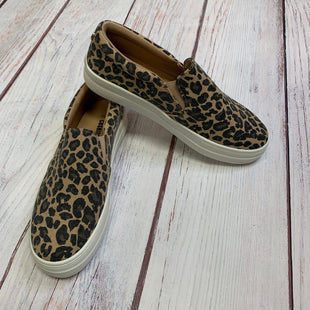 Shoes Athletic By Cushionaire  Size: 7.5 - BRAND:    CUSHIONAIRE STYLE: SHOES ATHLETIC COLOR: ANIMAL PRINT SIZE: 7.5 OTHER INFO: CUSHIONAIRE - NWT CHEETAH PRINT SKU: 257-25758-543