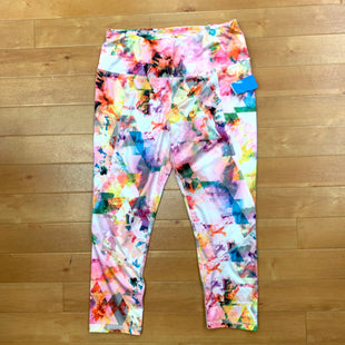 Athletic Capris By Rbx  Size: M - BRAND: RBX STYLE: ATHLETIC CAPRIS COLOR: MULTI SIZE: M SKU: 257-257100-666