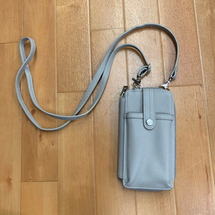 Primary Photo - BRAND: JESSICA MOORESTYLE: HANDBAG LEATHER COLOR: GREY SIZE: SMALL OTHER INFO: JESSICA MOORE - NEW! CROSSBODY/WALLET SKU: 257-257183-2553