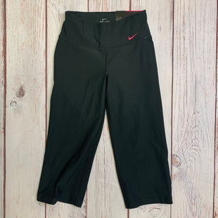 Athletic Capris By Nike  Size: 0 - BRAND: NIKE STYLE: ATHLETIC CAPRIS COLOR: BLACK SIZE: 0 OTHER INFO: NWT SKU: 257-257189-283