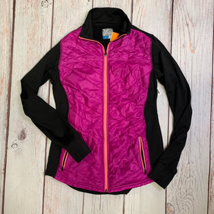 Jacket Outdoor By Old Navy  Size: S - BRAND: OLD NAVY STYLE: JACKET OUTDOOR COLOR: PINKBLACK SIZE: S SKU: 257-25758-568