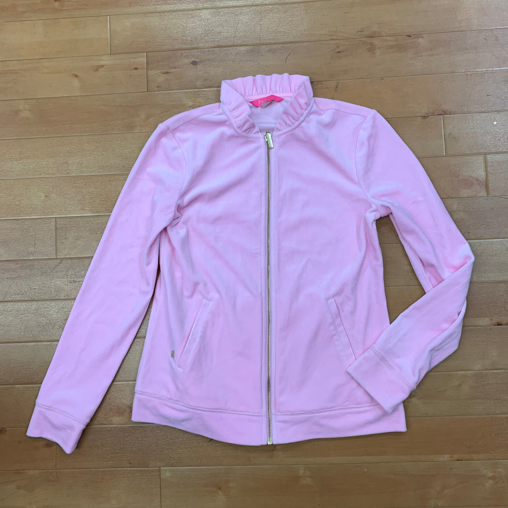 Athletic Jacket By Lilly Pulitzer  Size: S